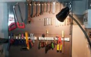 Интересные самоделки для гаража своими руками