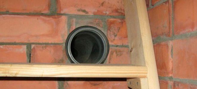 Устройство вентиляции в погребе гаража своими руками