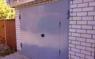 Особенности покраски гаража