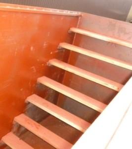 Лестница для смотровой ямы