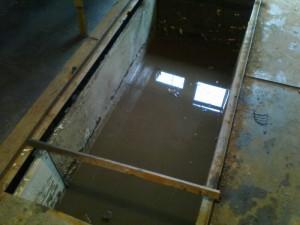 Смотровая яма и грунтовые воды