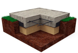 Фундамент для гаража из сэндвич-панелей
