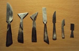 Набор резцов для художественного точения своими руками