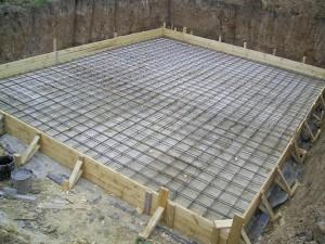Фундамент гаража из керамзитобетонных блоков